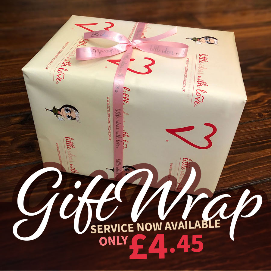 LIWL Gift Wrap Service