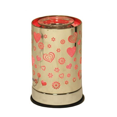 Cylinder Heart Electric Wax Warmer LIWL