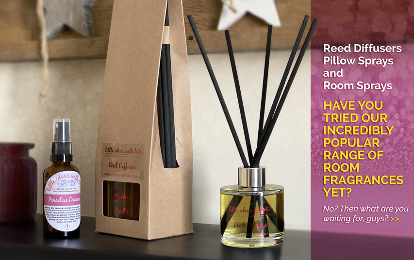 Reed Diffuser Mist Spray