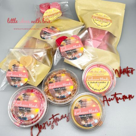 Autumn/Christmas Wax Products