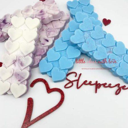 LIWL Sleepeeze Heart Snap Bar