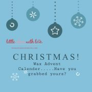 Christmas Wax Advent Calendar....Have you grabbed yours?