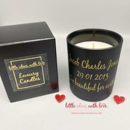 Memory Luxury Candles